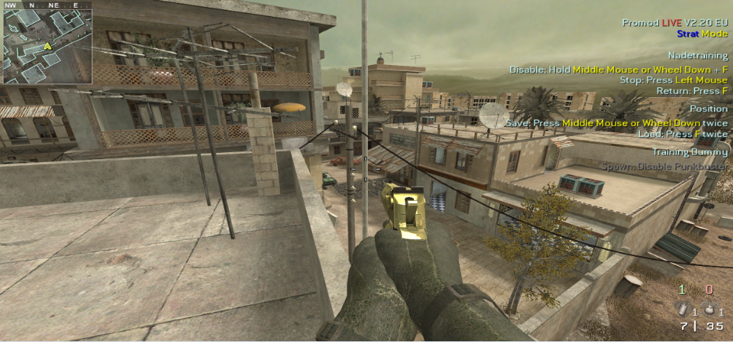 Fps Binds Cod4