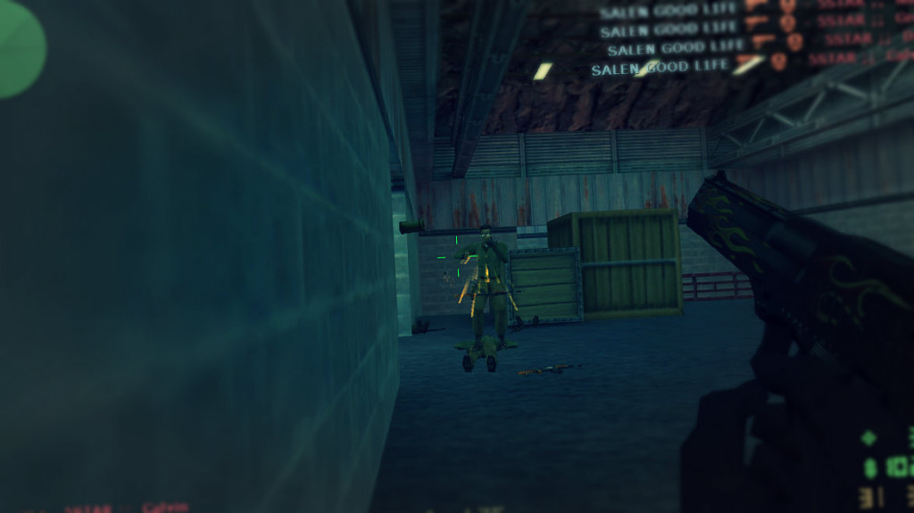SALEN GOOD L1FE cofing cs config