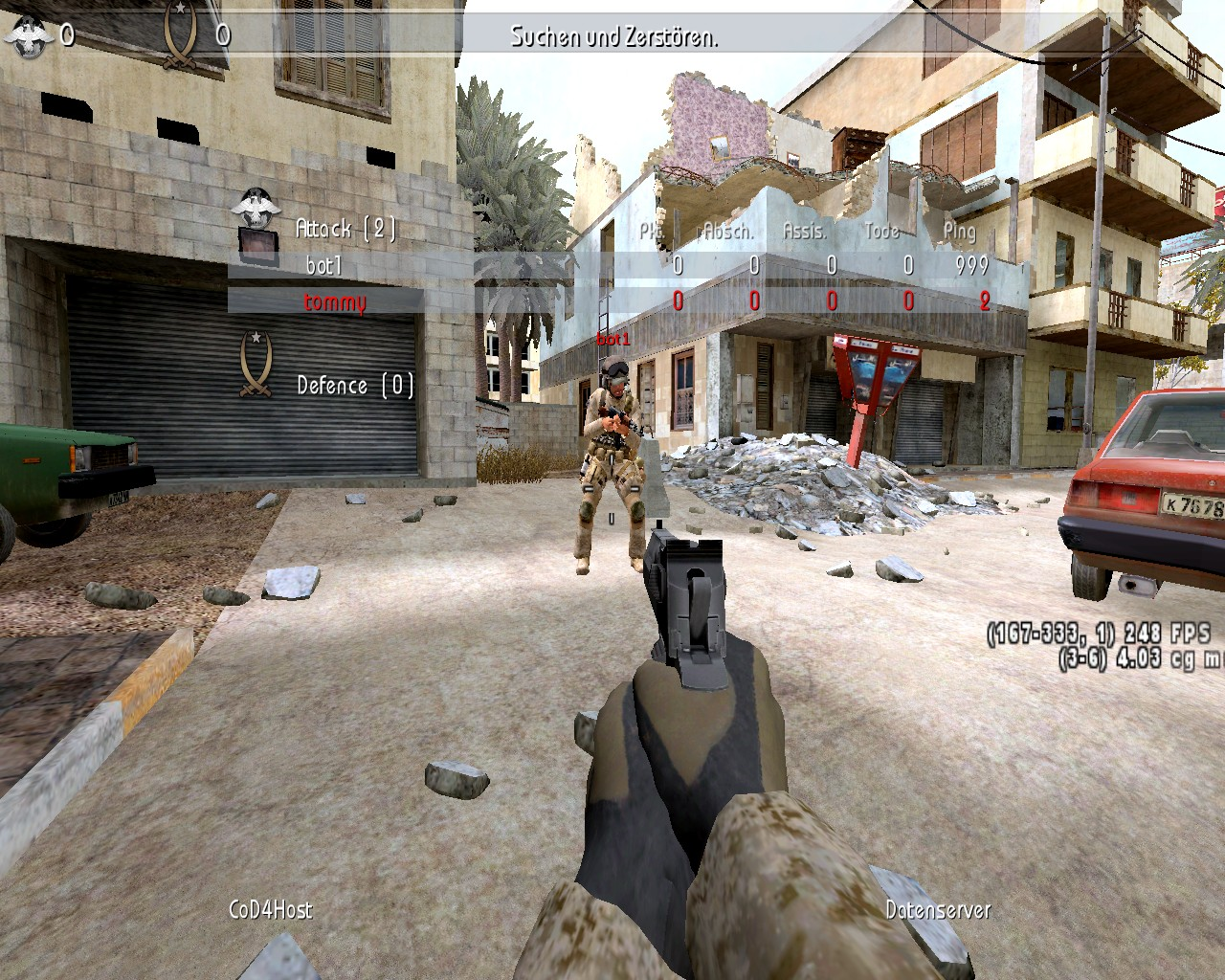 tommys 2k17 CoD4 CFG cod4 config settings download
