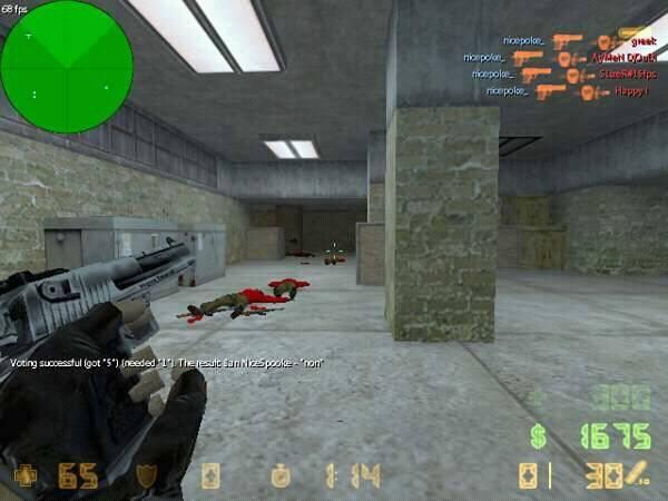 Bunnyhop hack v0. 1 | counter strike area.