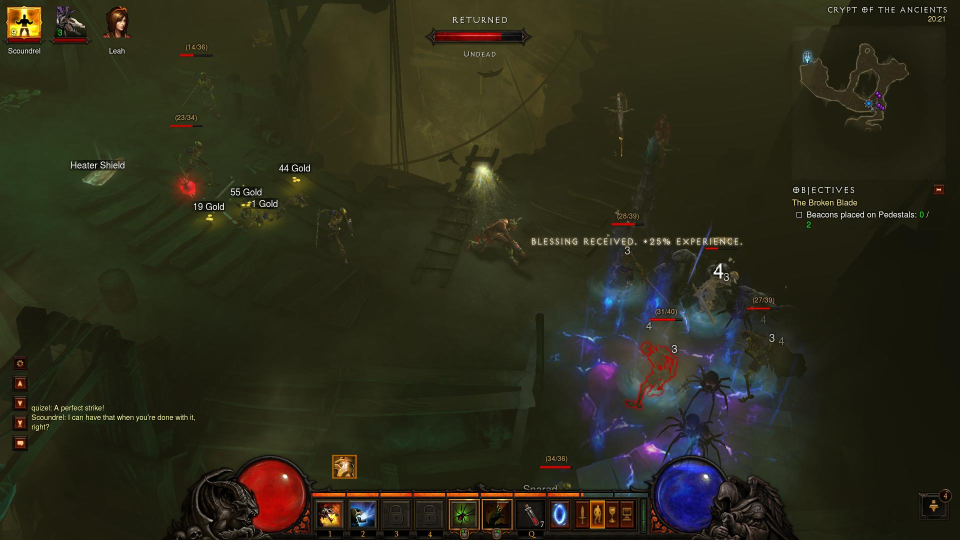 best way to get ancients diablo 3