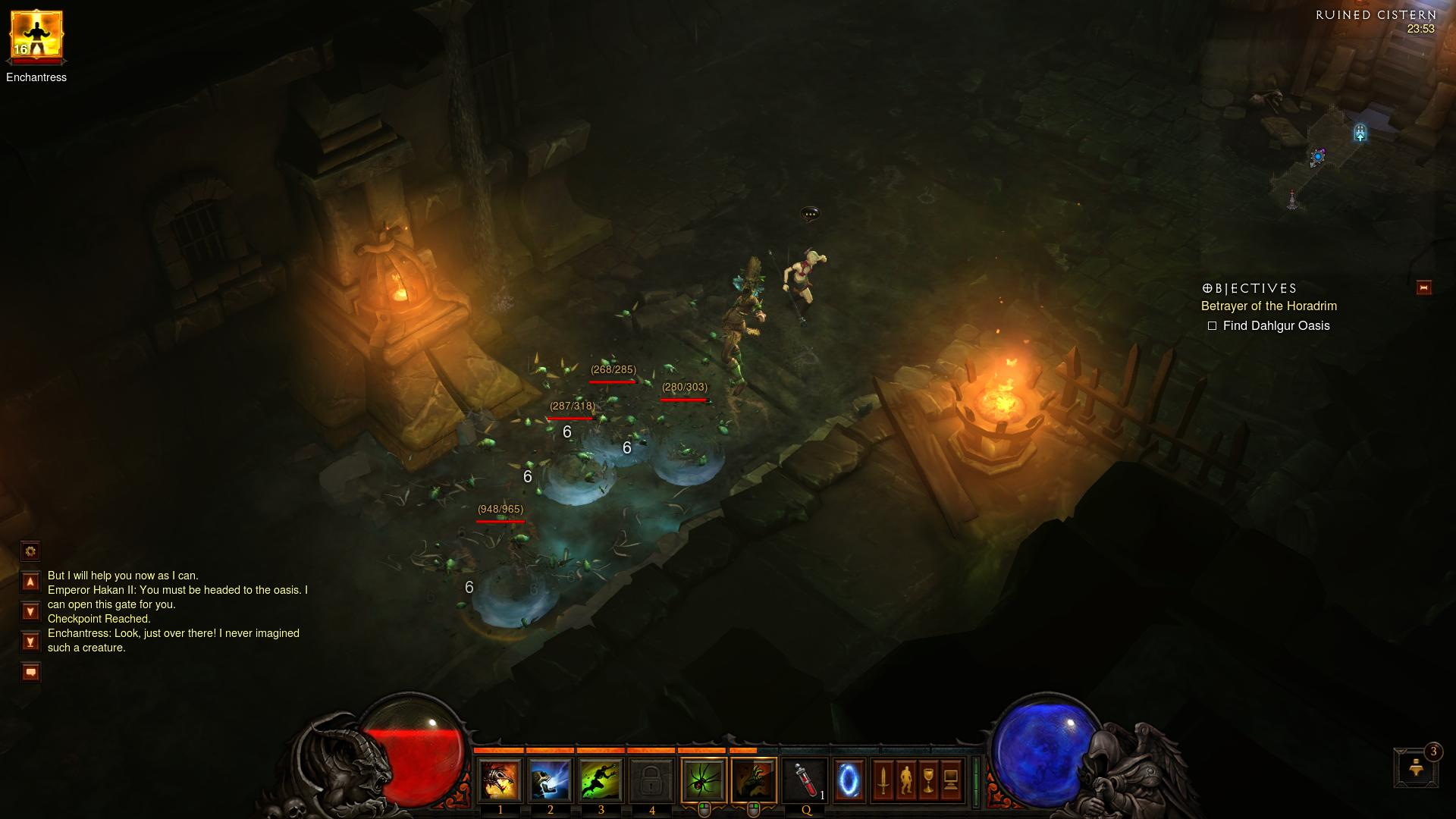 d3 Ruined Cistern d3 screenshot