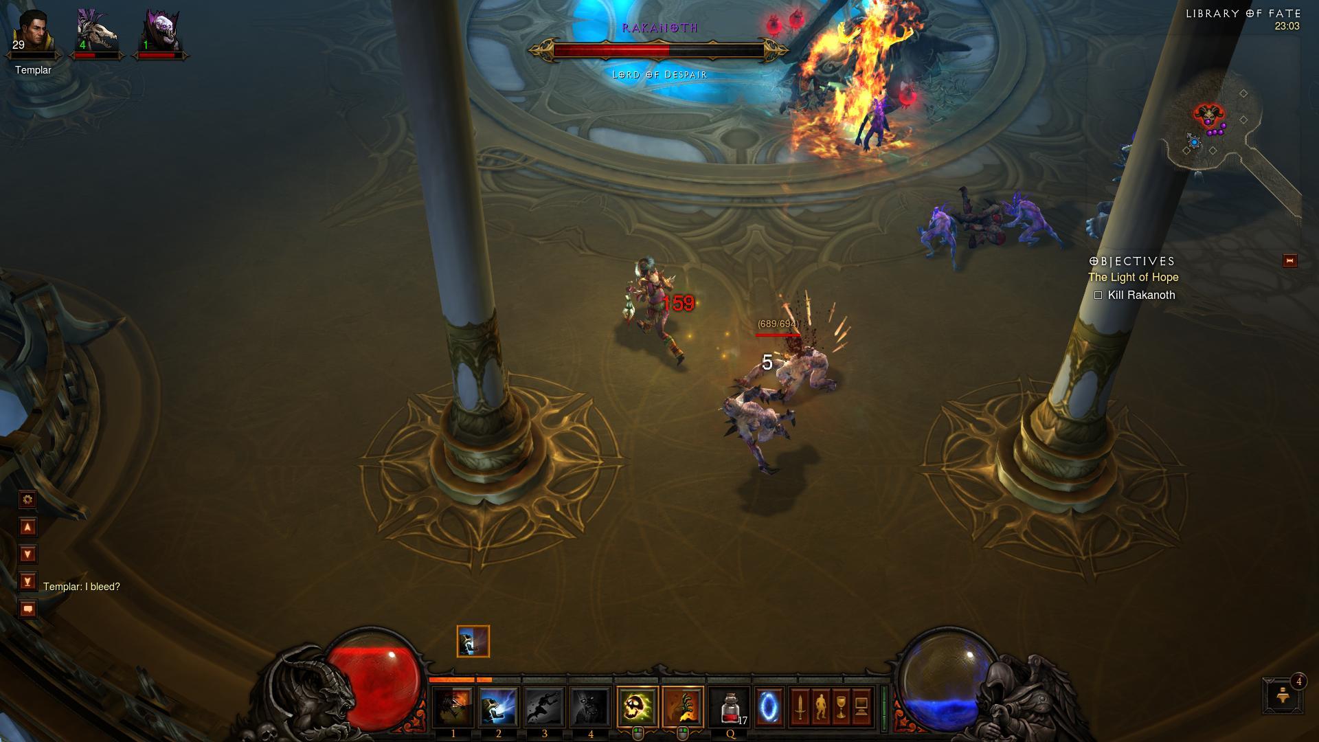 Diablo 3 Rakanoth