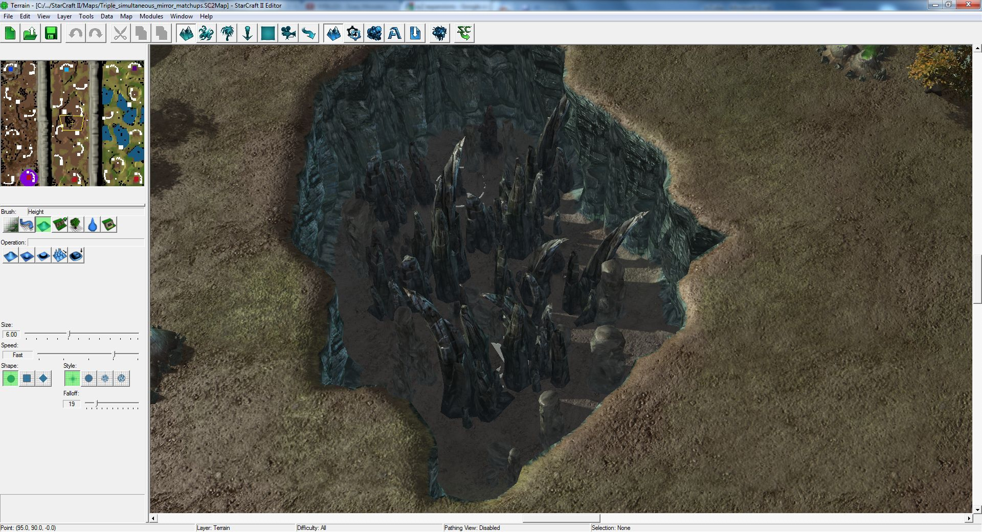 sc2 editor sc2 screenshot - Gamingcfg com