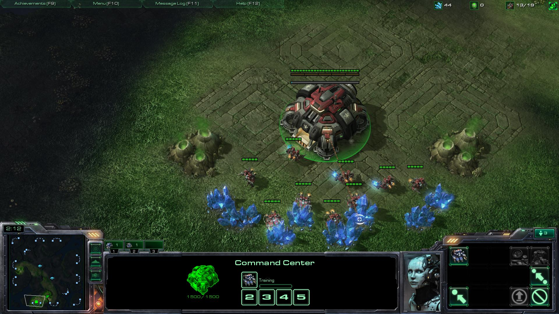 scv sc2 sc2 screenshot