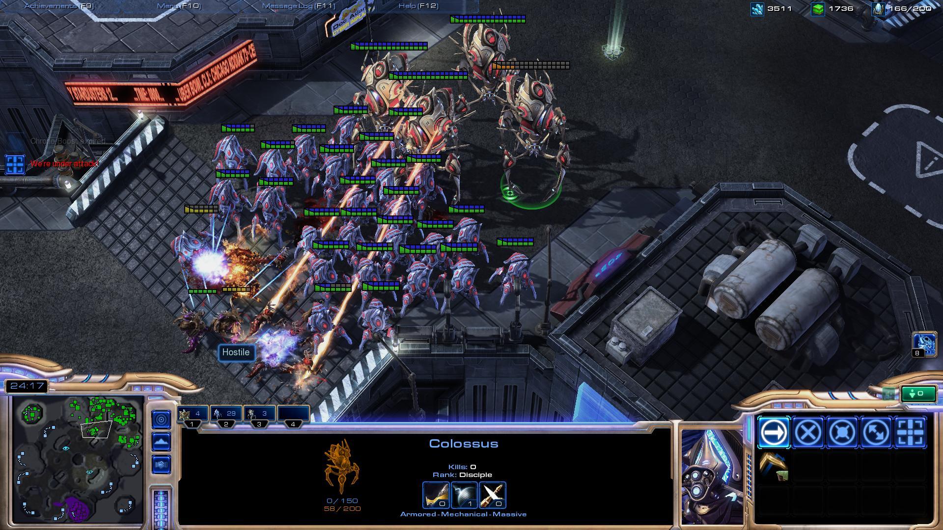 starcraft 2 protoss tutorial