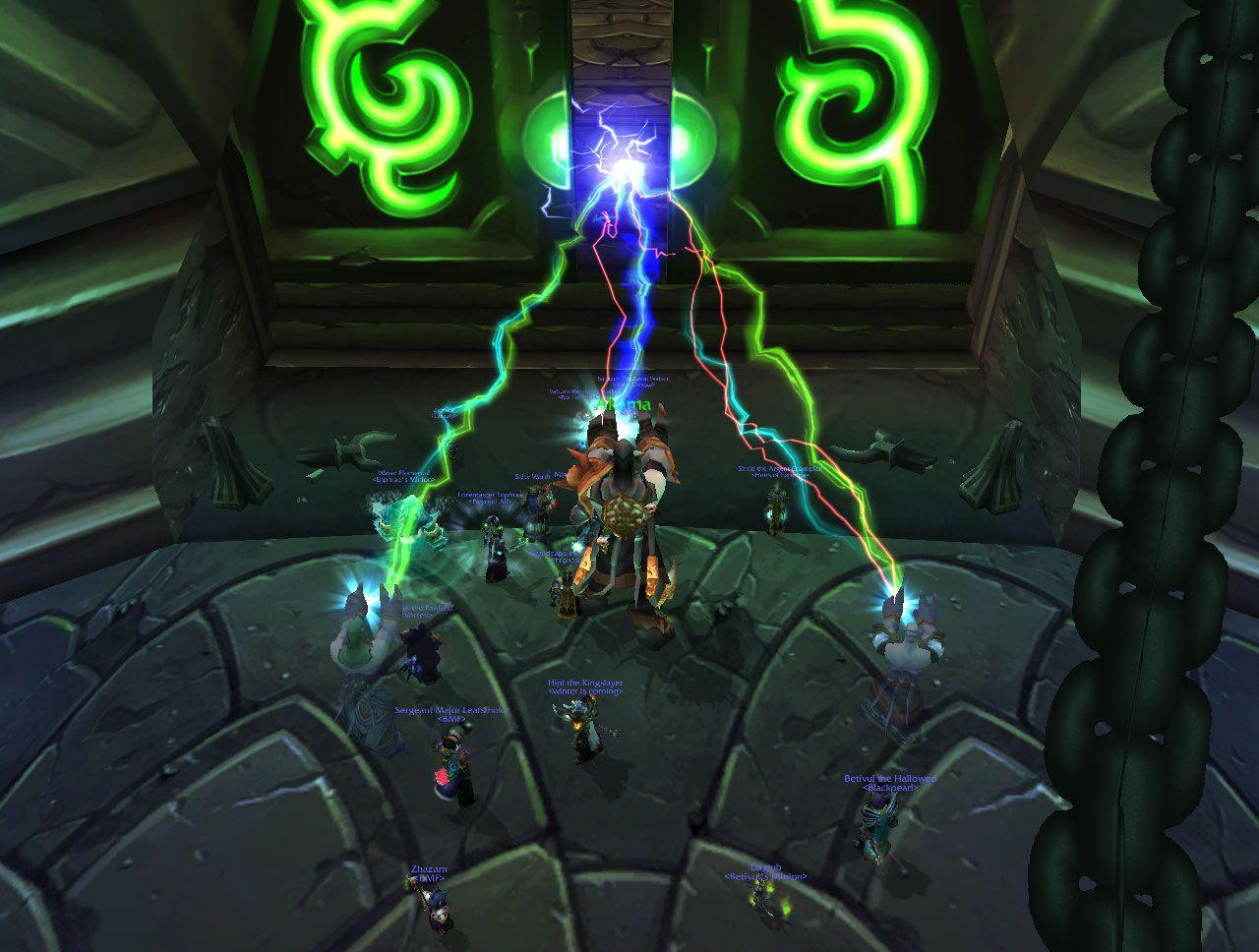 Akama Black Temple Wow Screenshot Gamingcfgcom
