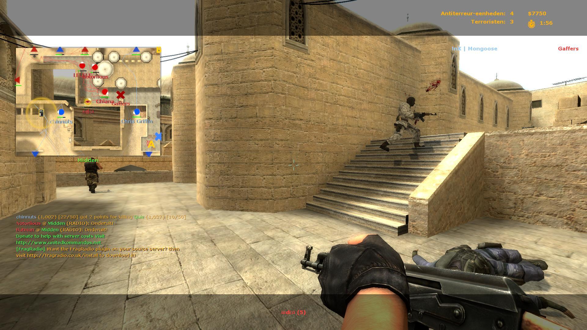 Counter strike Source Half Life 2 css screenshot - Gamingcfg com
