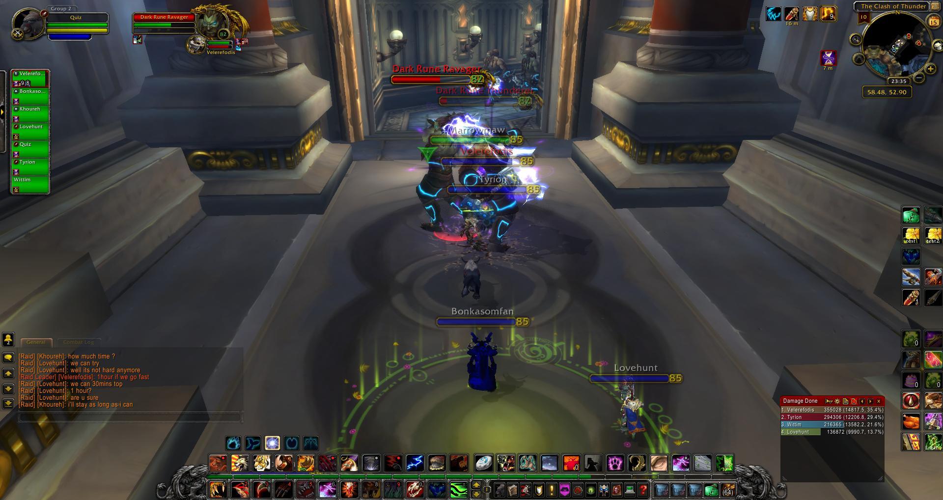Dark Rune Ravager Wow Screenshot