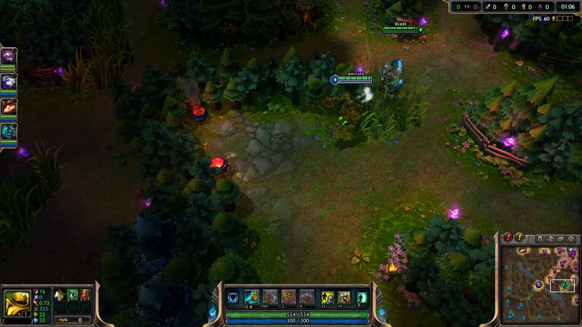 Blitzcrank League of Legends lol screenshot - Gamingcfg com