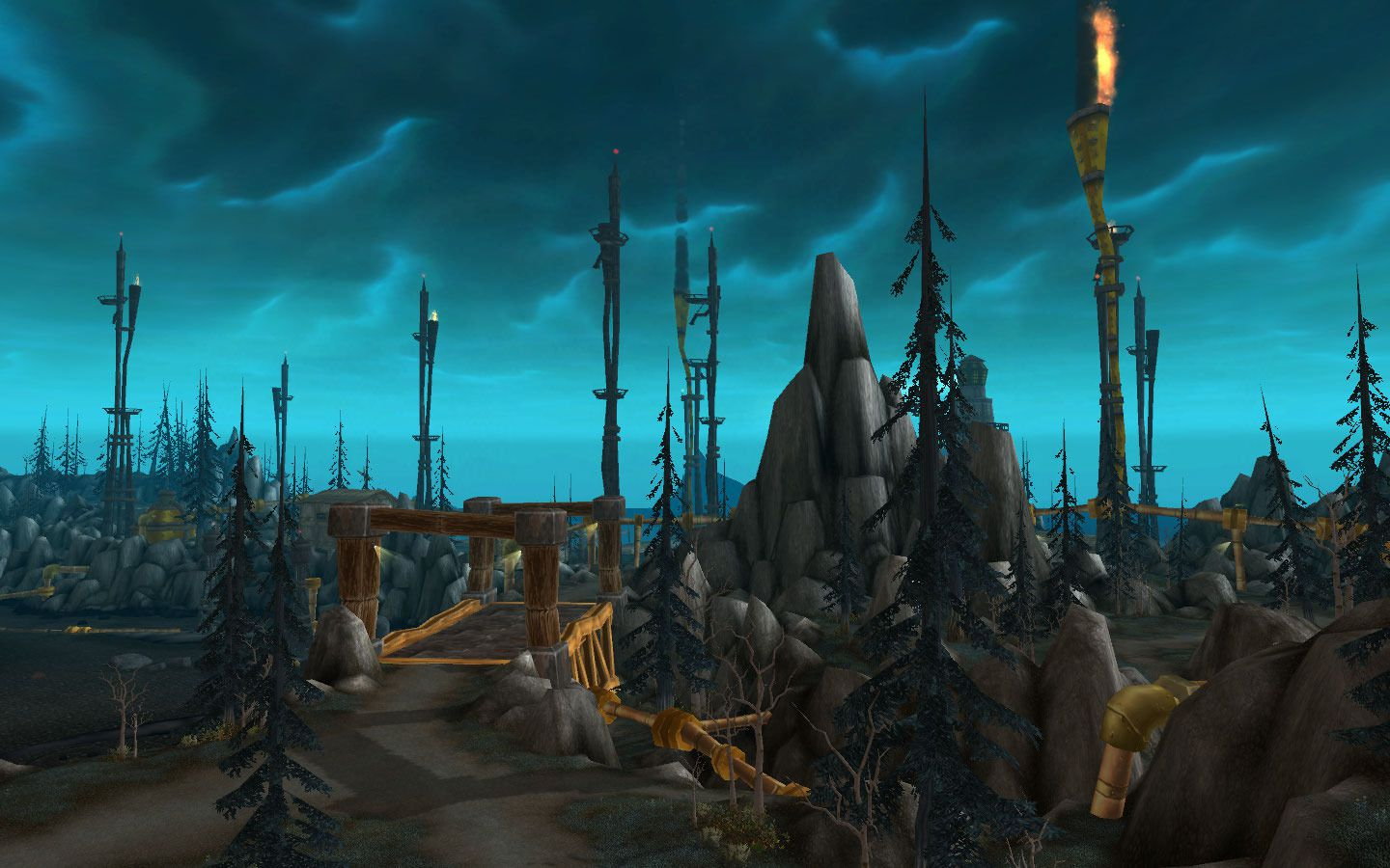Isle of Conquest wow screenshot