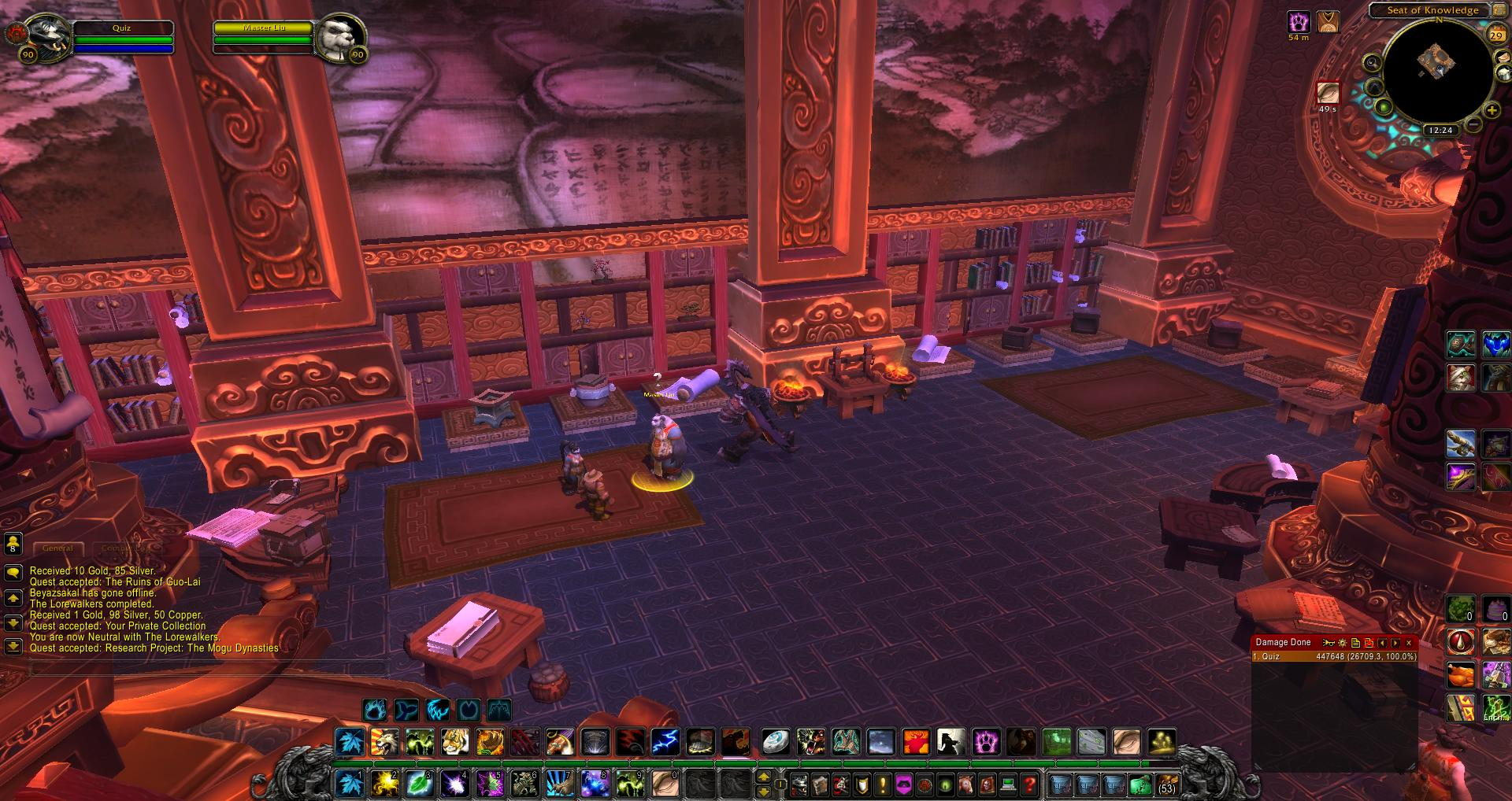 The Seat Of Knowledge : Seat of knowledge wow screenshot gamingcfg