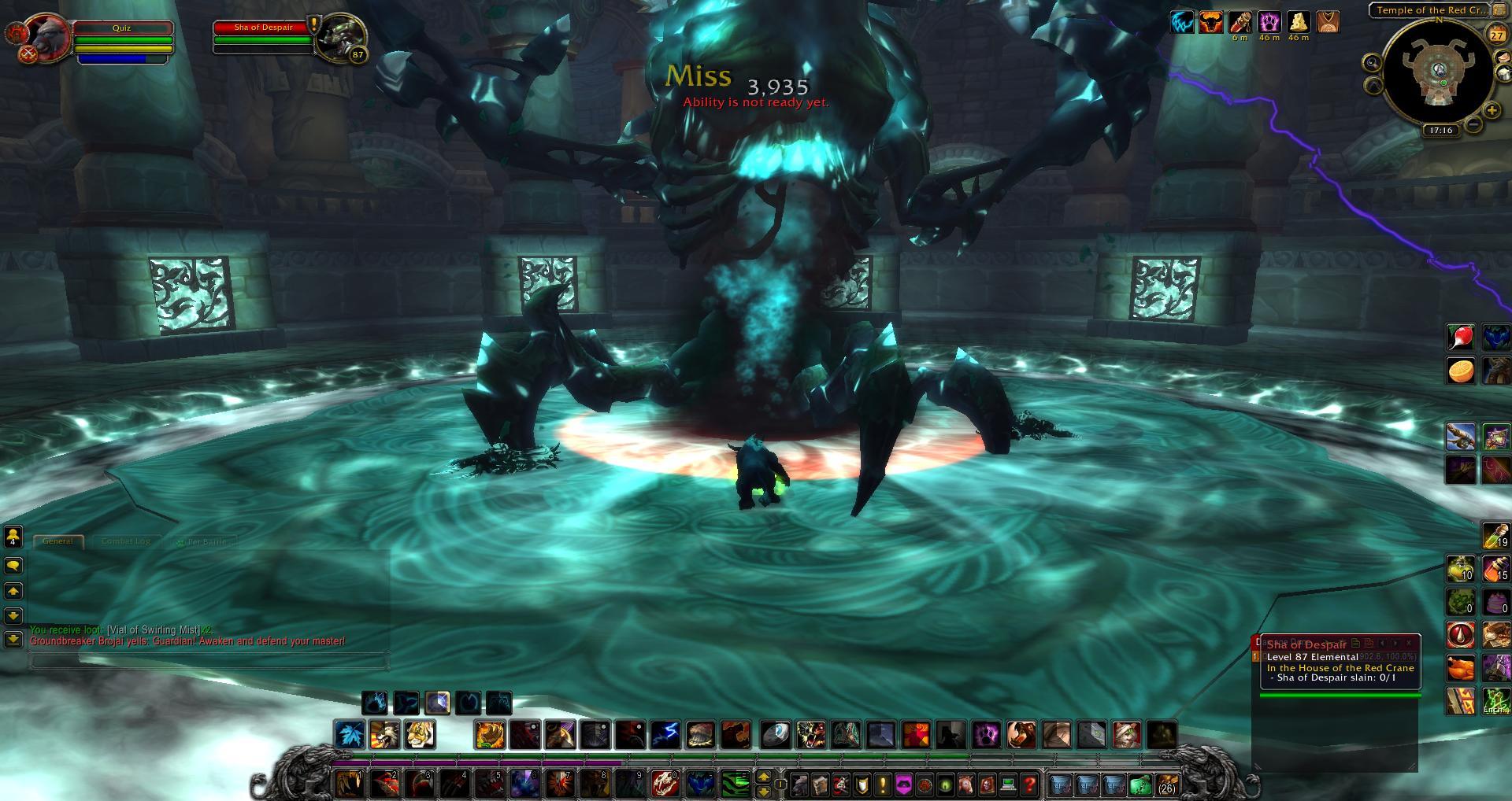 Sha of Despair wow screenshot - Gamingcfg.com
