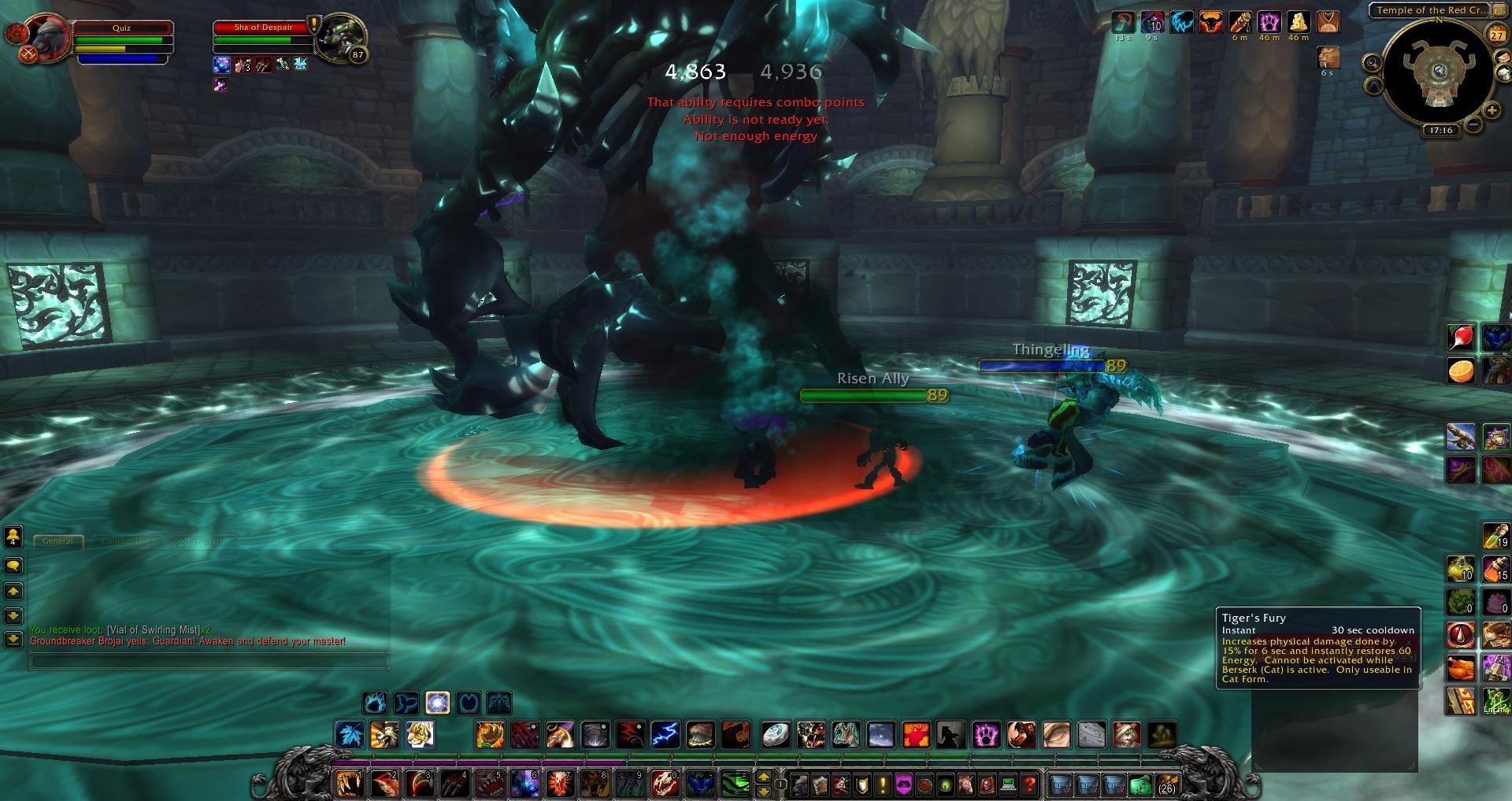 Sha of Despair wow wow screenshot - Gamingcfg.com