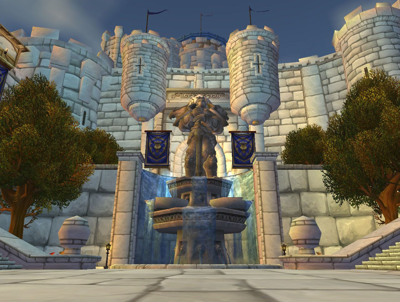 Stormwind City Cataclysm wow screenshot