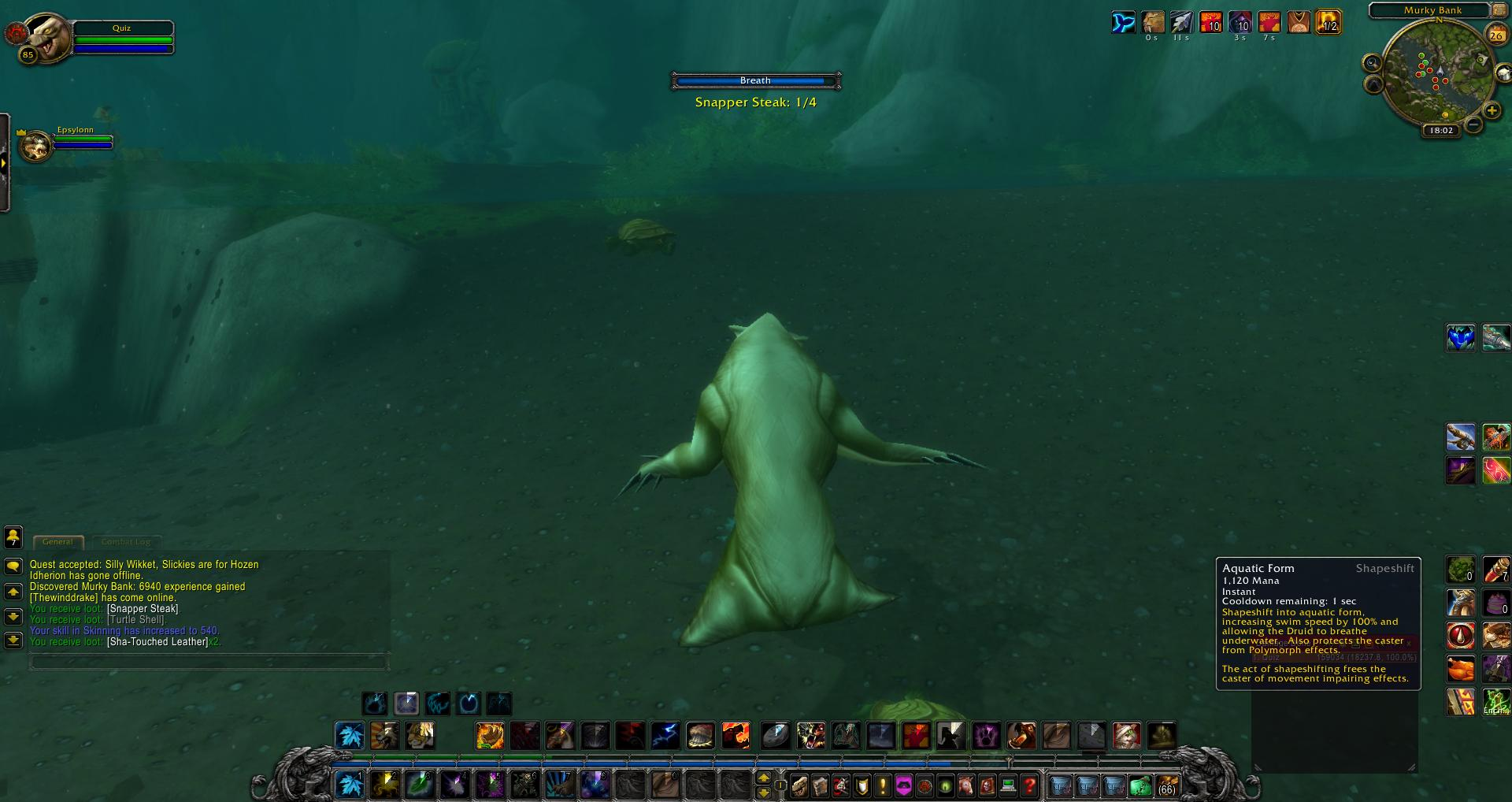 wow Murky Bank wow screenshot