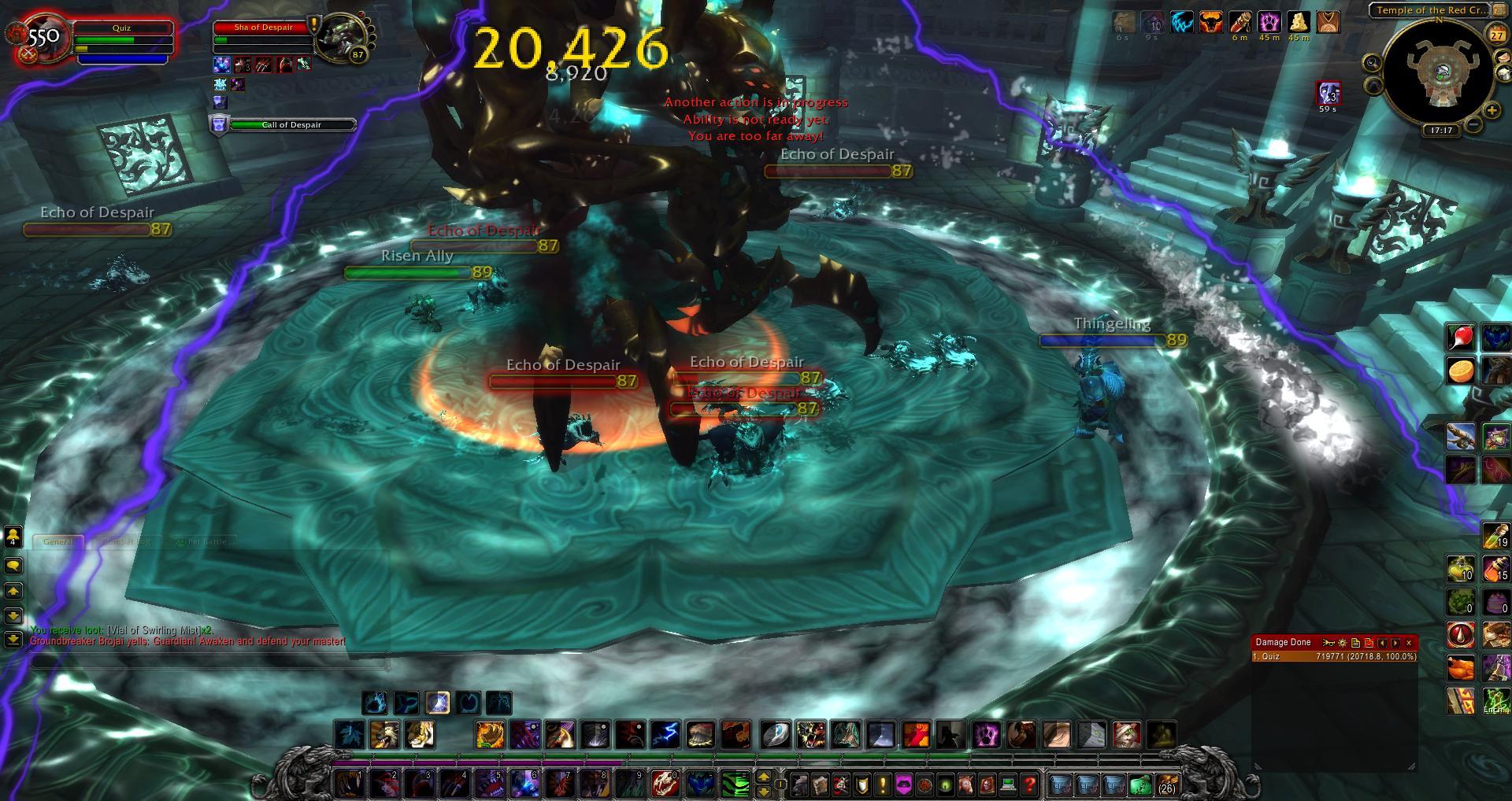 wow Sha of Despair wow screenshot - Gamingcfg.com