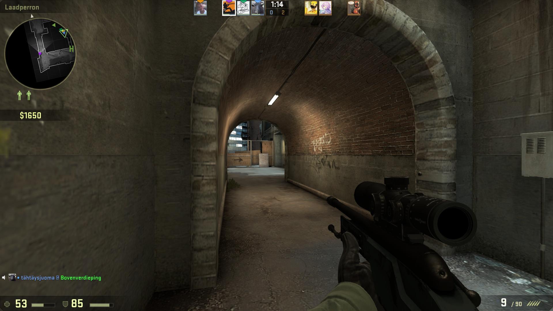 how to see cs screenshots