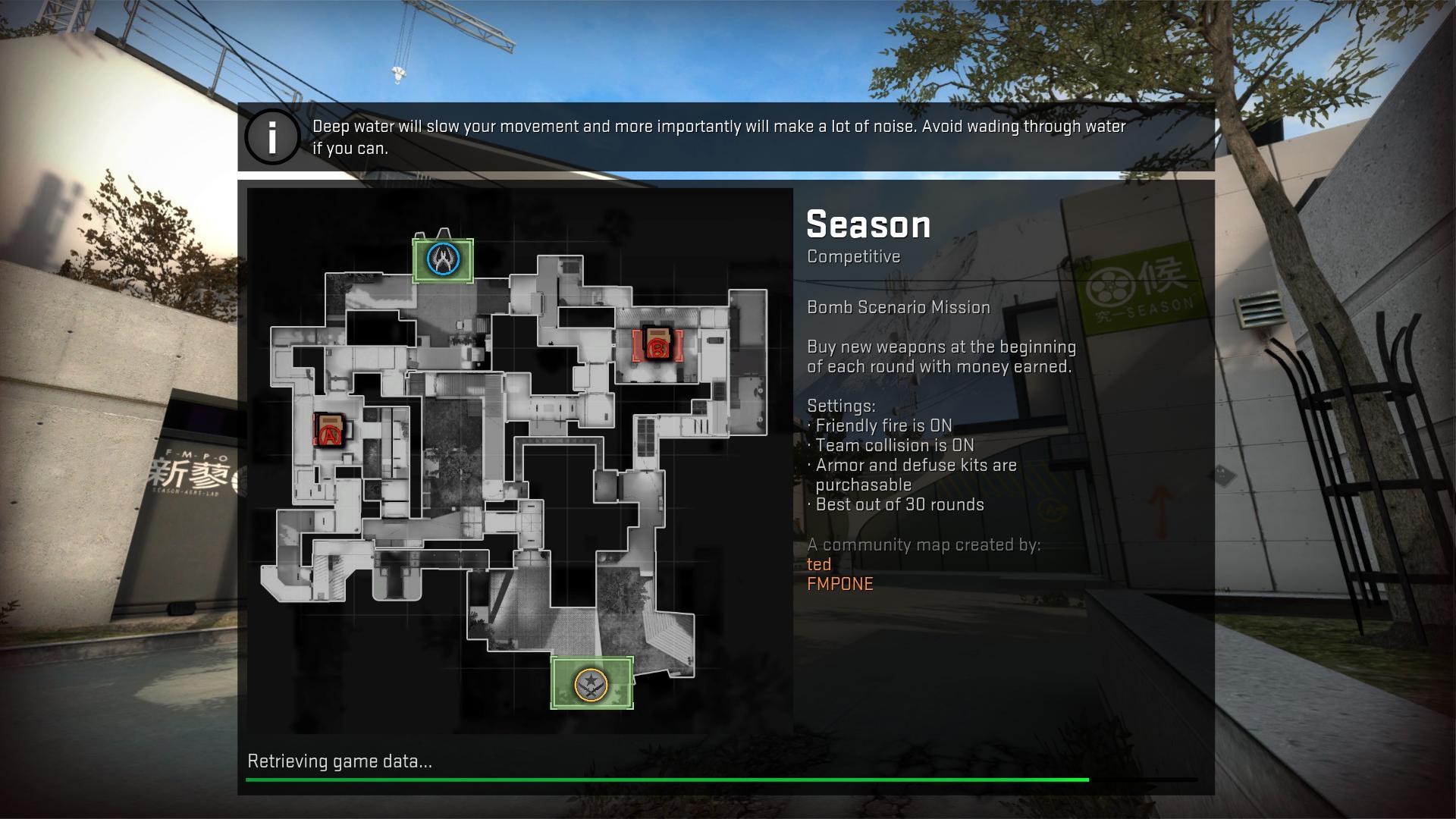 de_season csgo screenshot - Gamingcfg com