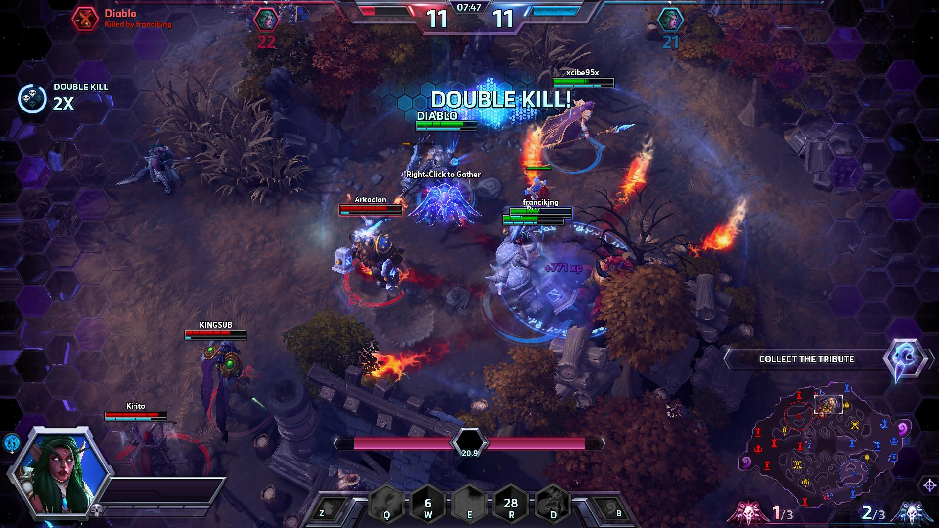 heroes of the storm samuro guide