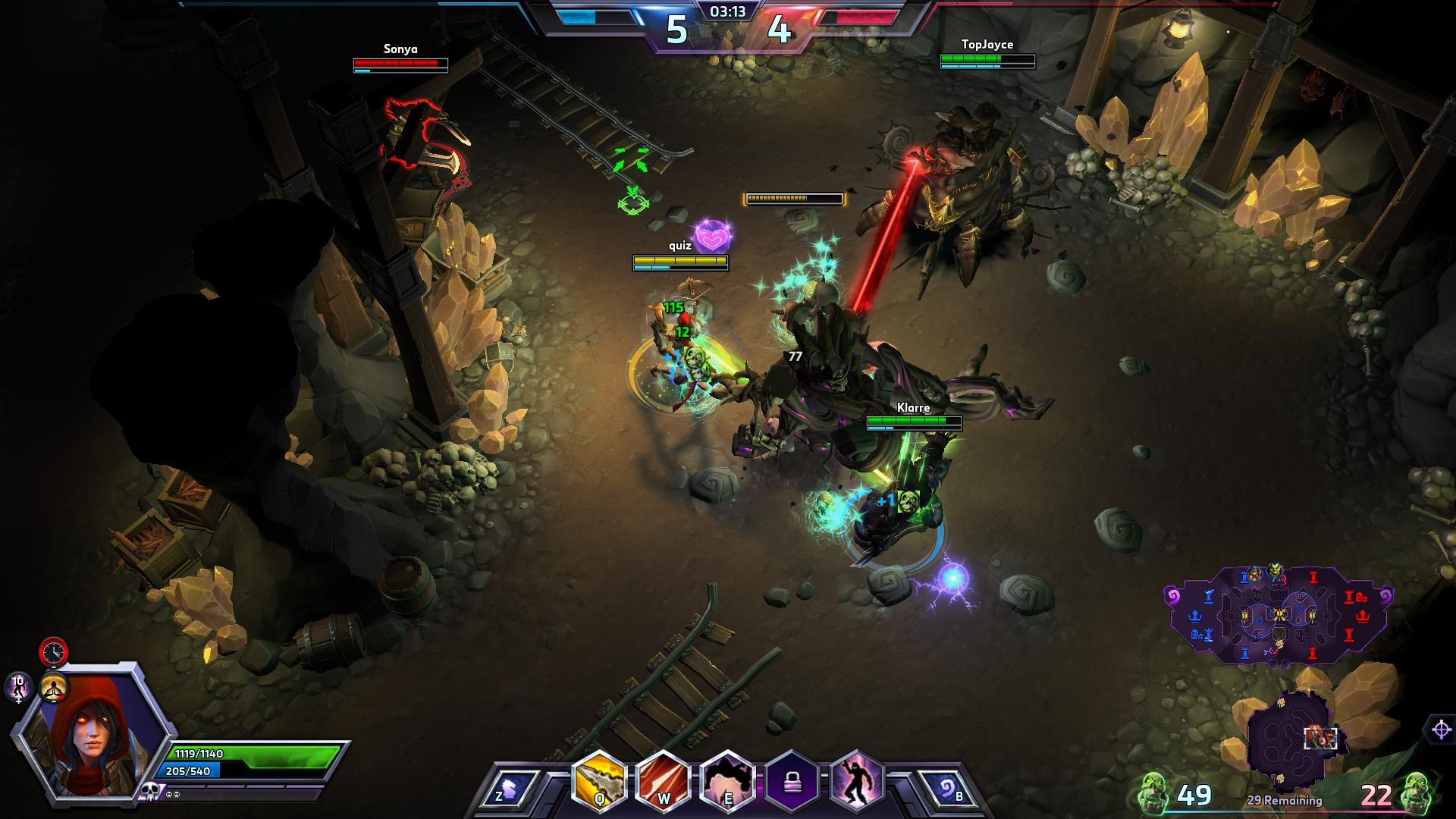 Hots Haunted Mines Removed