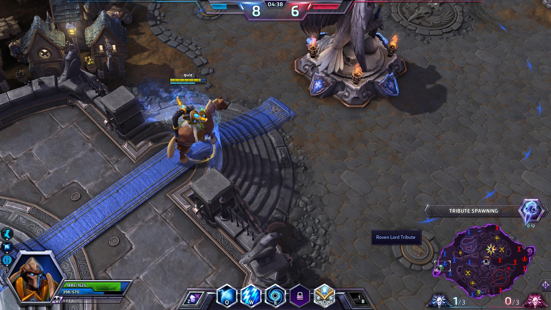 Tassadar HotS hots screenshot - Gamingcfg com