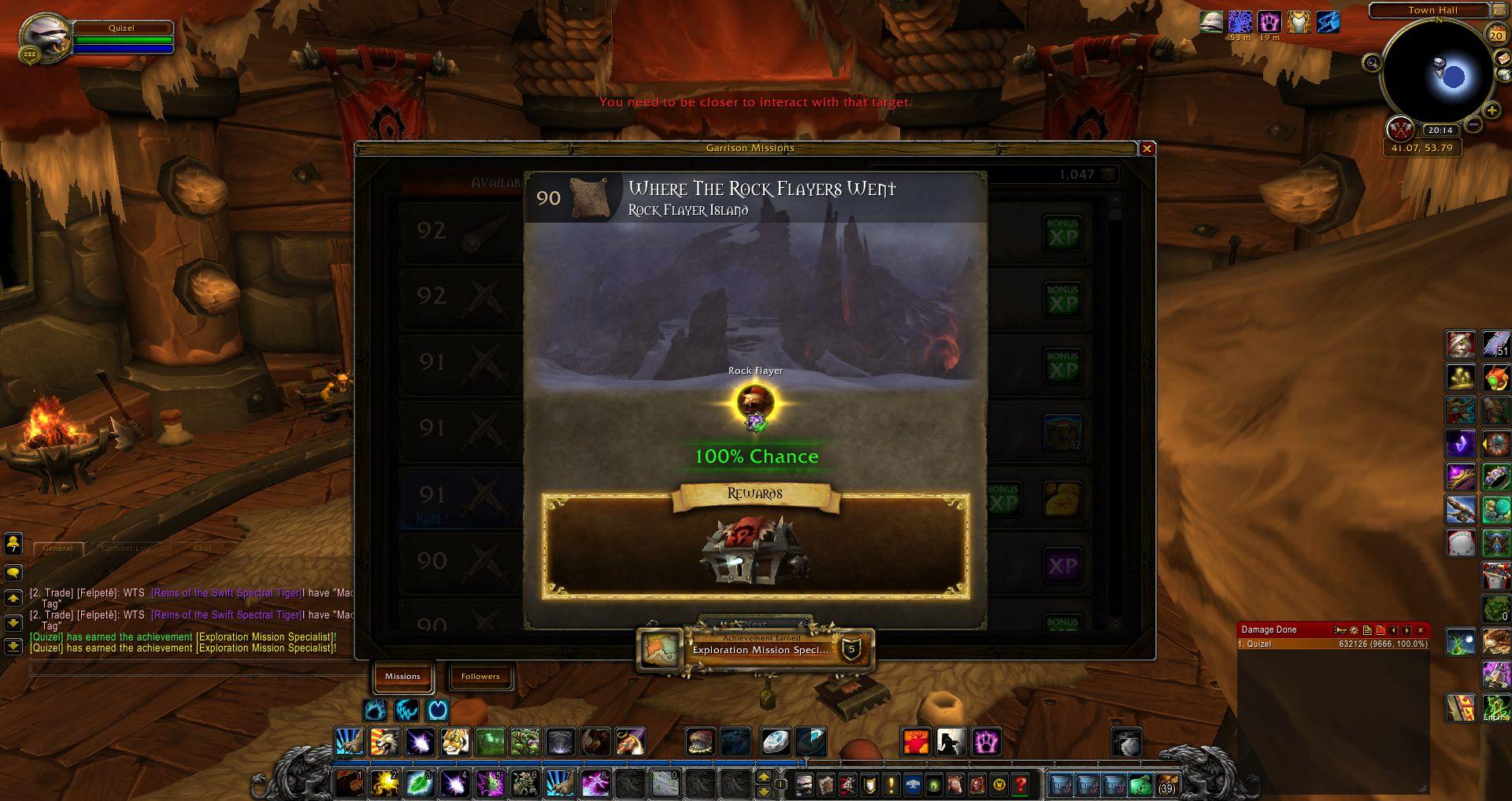 Where the Rock Flayers Went wow screenshot - Gamingcfg com