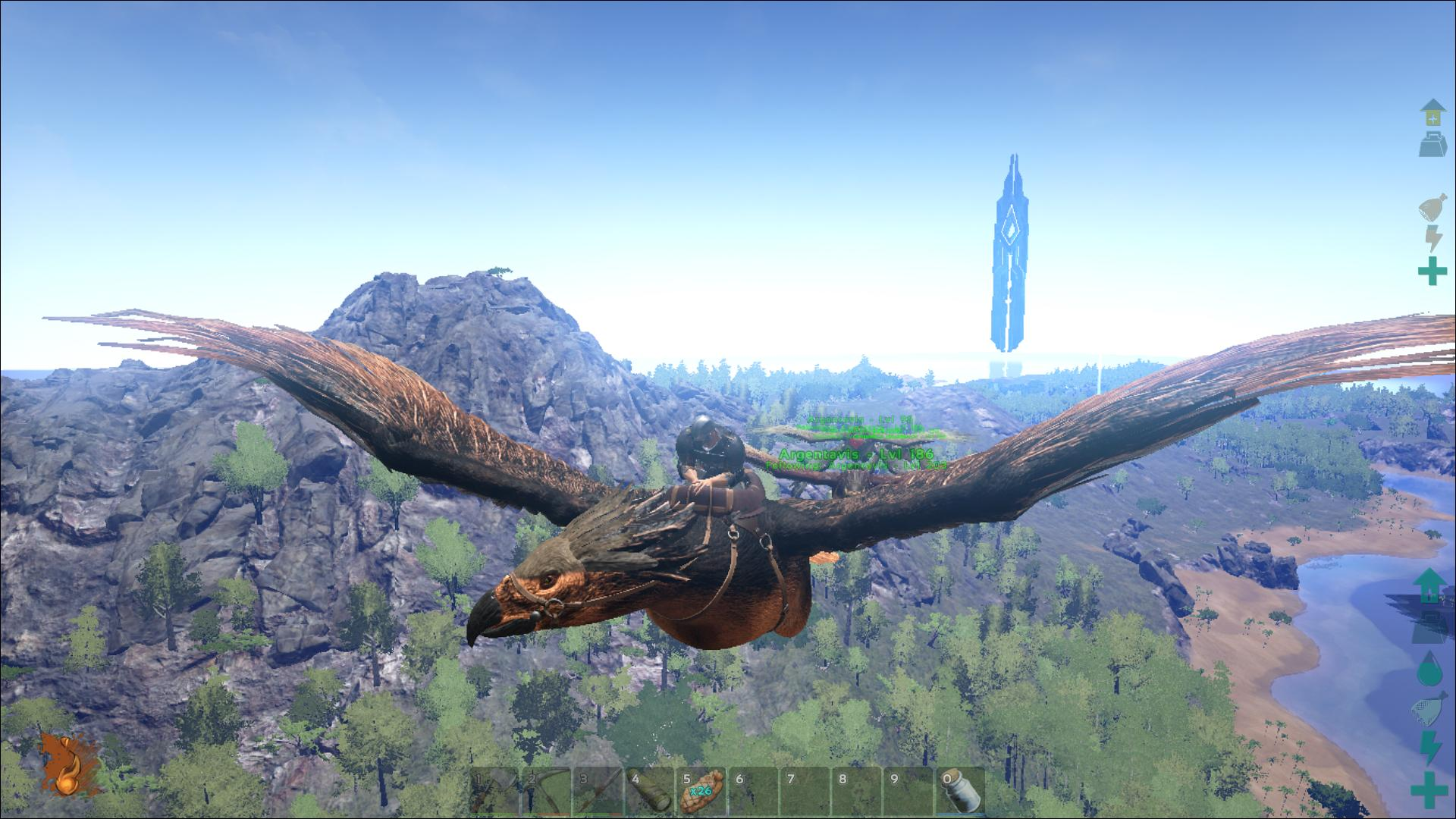 Argent train ark screenshot